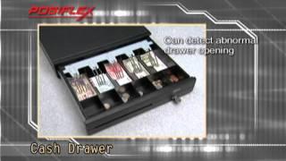 видео Денежный ящик Posiflex CR-2200