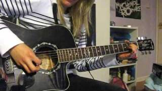 ☆ GOOD RIDDANCE (TIME OF YOUR LIFE) - GUITAR COVER BY CHLOE ☆