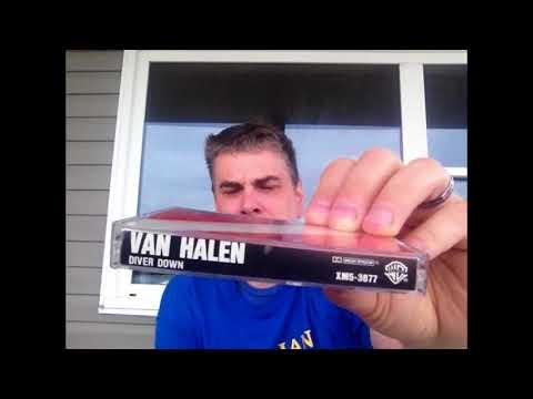 Ep. 199 : Van Halen (cassettes) REBOOT | Tim's Vinyl Confessions
