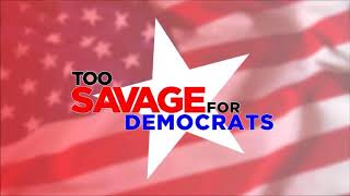 Merry Christmas From Too Savage For Democrats