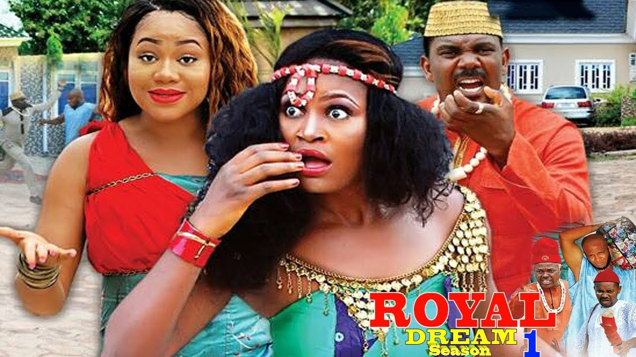 Download Royal Dream Season 1 - Chizzy Alichi New Movie 2019 Latest Nigerian Nollywood Movie