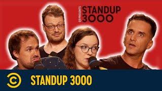 STANDUP 3000 – Beziehungen