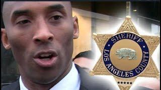 KOBE BRYANT CRASH SITE PICS: SHERIFF SAYS 8 DEPUTIES INVOLVED ... 'Punch To The Gut'