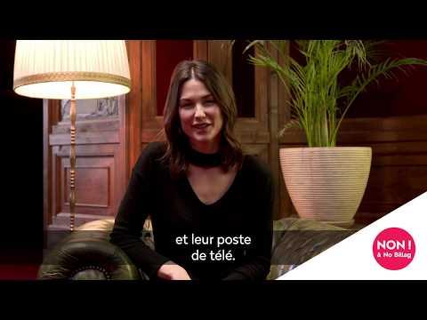 Non à No Billag : Lauriane Gilliéron