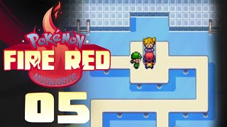 Let's Play Pokemon Fire Red #05 w/ NiPPs | DIGLET'S CAVE COMES THROUGH!!