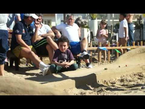 Cheecoting e Mondiale biglie sulla sabbia, Rimini - Bagni Ricci 1 ...
