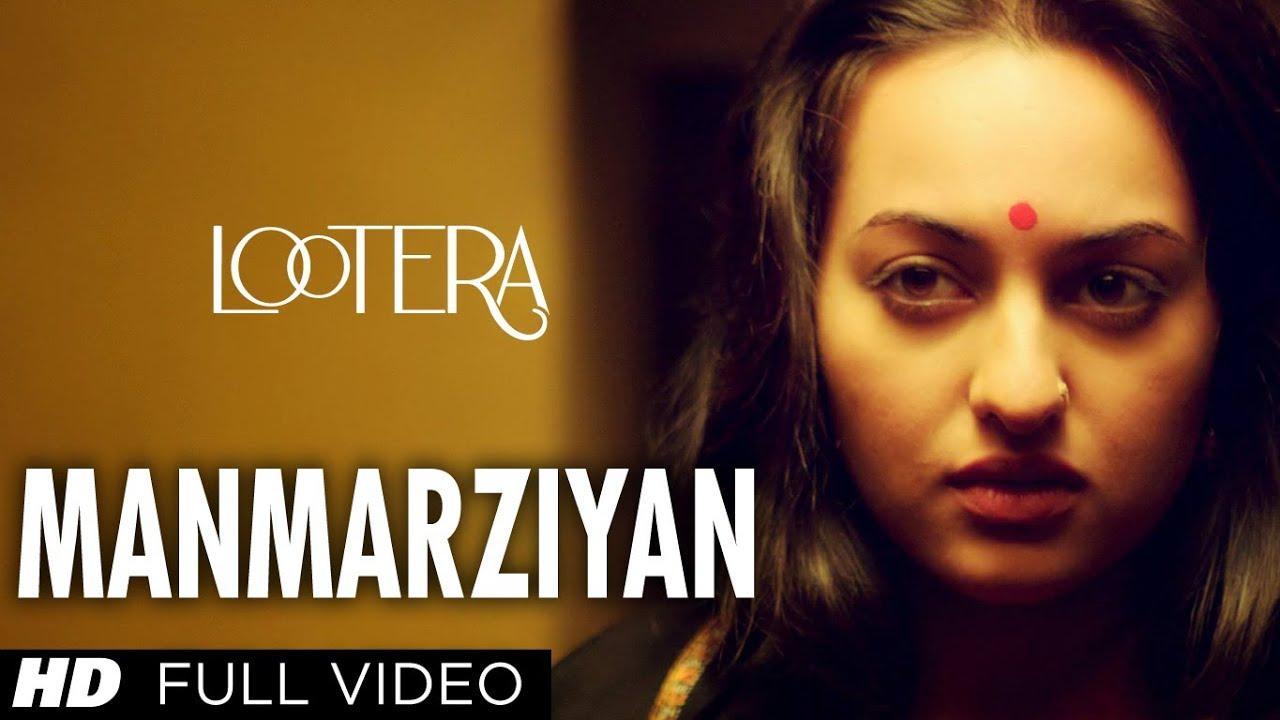 Download Manmarziyan Lootera Full Song By Shilpa Rao, Amit Trivedi, Amitabh Bhattacharya   Sonakshi Sinha