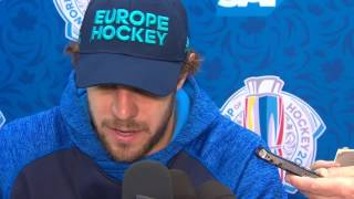 Kopitar feels fortunate to have Gretzky as an ally