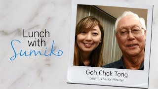 My mantra was to keep Singapore going: ESM Goh Chok Tong | Lunch With Sumiko | The Straits Times