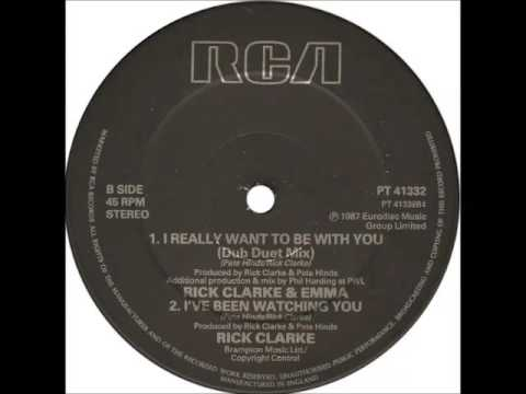 Rick Clarke & Emma - I Really Want To Be With You (Dub Duet Mix)