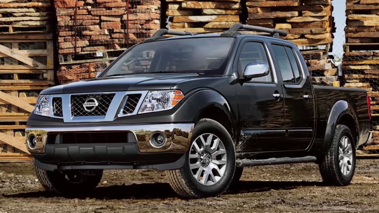 2018 Nissan Frontier 4 Wheel Drive 4wd If So Equipped