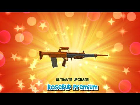 Honest Attempt: Rosebud Premium -- Blitz Brigade Gameplay/Commentary