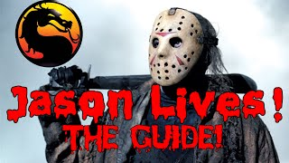 Jason Combo Guide: Slasher |  Mortal Kombat X