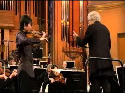 Jiafeng Chen | Tchaikovsky Violin Concerto | 3rd Mvt | Queen Elisabeth International Comp | 2009