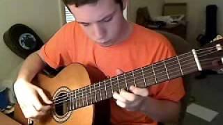 Mallorca op. 202 - Isaac Albeniz classical guitar