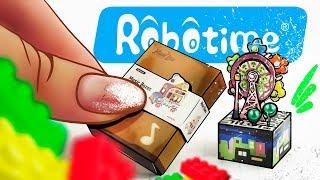Miniature ROBOTIME KIT (Music Box) | DIY