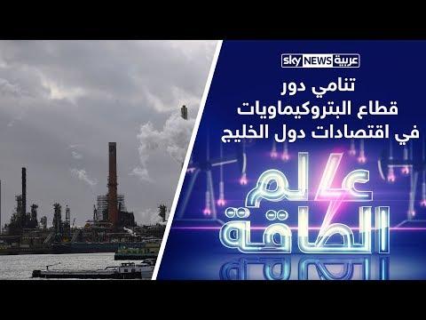 تنامي دور قطاع البتروكيماويات في اقتصادات دول الخليج  - 20:54-2019 / 4 / 17