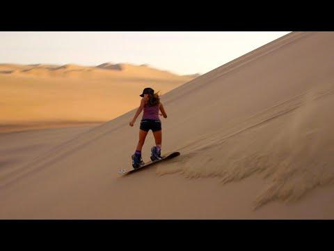 Sandboarding Experience in Ica, Peru