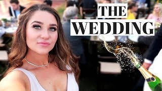 DAY IN THE LIFE OF A BRIDESMAID | MALIBU WEDDING VLOG // PART 2 | Liza Adele