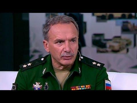 Интервью с советником Министра обороны РФ Андреем Ильницким
