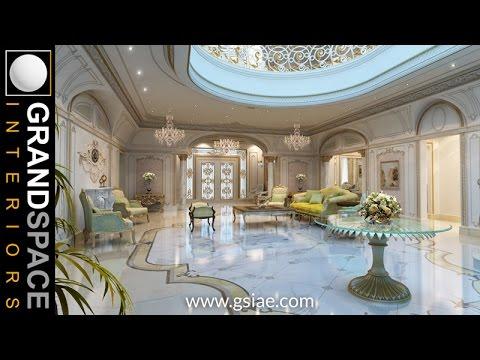 2e678c80e تصاميم و ديكورات فلل فخمة و قصور ملكية روعة في دبي، الإمارات و العالم (شركة  تصميم و ديكور)