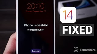 This video tutorial shows how to fix recovery mode loop or iTunes logo screen on your iPhone, iPad a.