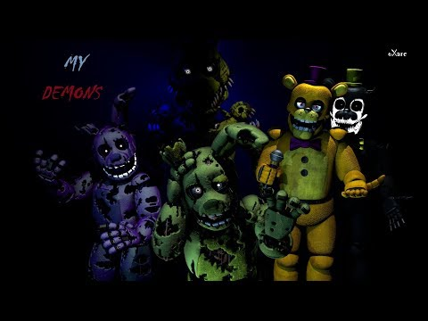 [SFM-FNAF] My Demons (by Starset (Remake))