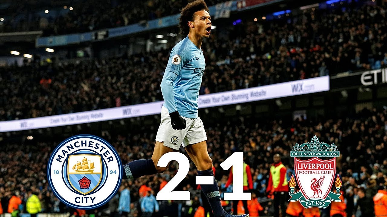 Manchester City Vs Liverpool     E  B Match Statistic