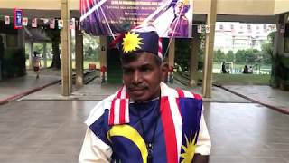 Jiwa patriotik Uncle Kumar