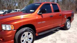 2005 Dodge Ram Daytona~VERY RARE~Pearly Orange•5000 Made!