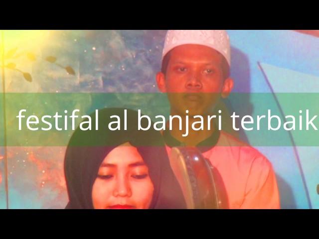 Festifal Al Banjari terbaik 2017