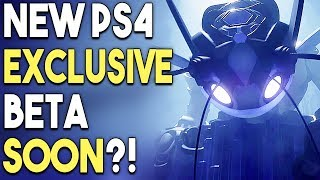 PS4 Exclusive Beta Very Soon! 2019 PS4 Game Has No Microtransactions!