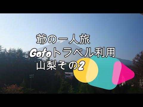 Gotoトラベルと地域共通クーポンで行く富士山とフィッシュオン鹿留。その2
