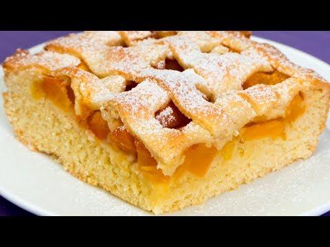 le-plus-simple-et-le-plus-rapide-gâteau-aux-abricots-parfait-avec-du-thé-!-|-savoureux.tv