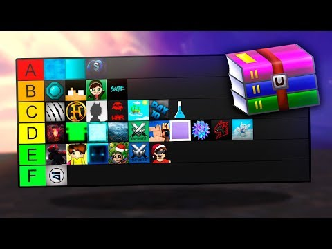 The Minecraft Texture Pack Tier List
