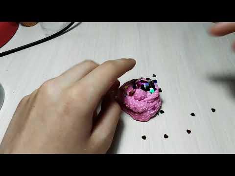 Клубничный SLIME 🍓🍓🍓 рецепт в описании под видео.