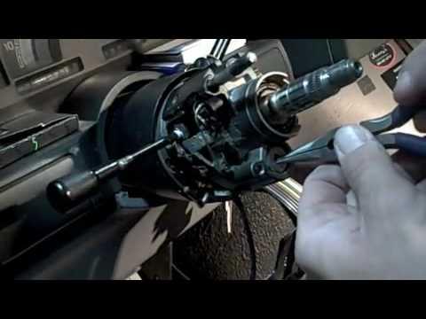 91 Astrovan Column Tilt Repair part (1 of 2) - YouTube