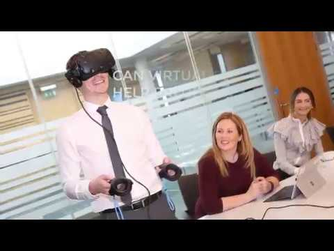 Virtual Reality Brings New Barnet Leisure Centre To Life