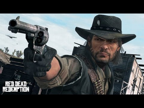 Red Dead Redemption Game Movie (All Cutscenes) 1080p HD