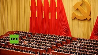 Partido comunista de China eleva a Xi Jinping al nivel de Mao Zedong