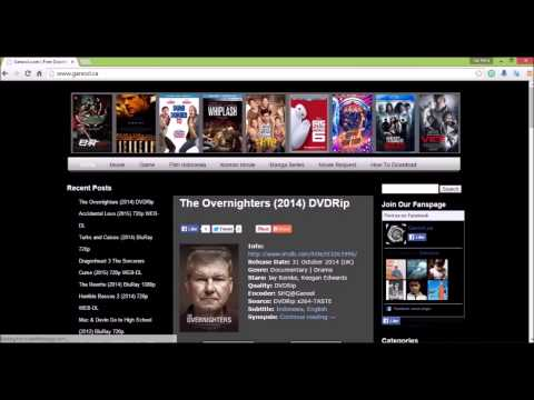 Free Movie Downloading Sites