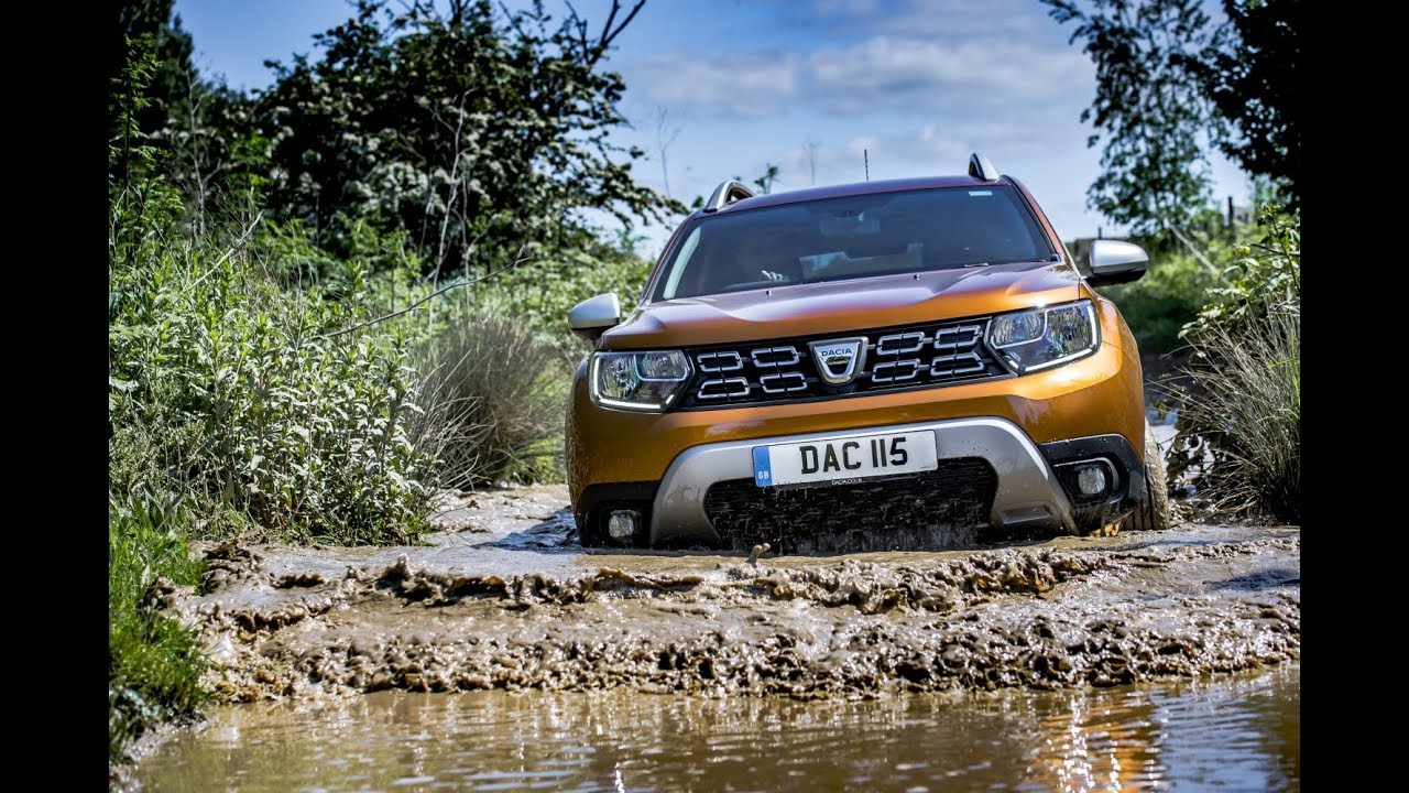 2019 Dacia Duster - Most Affordable SUV