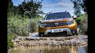 2019 Dacia Duster - Most Affordable Suv | Off-Road Drive