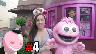 SHE LOVES UNIVERSAL STUDIOS! - Japan vlog #107