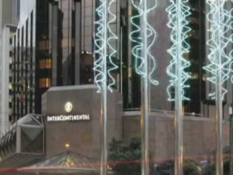 Intercontinental Wellington Hotel Video