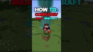 Minecraft: How To COMPĻETELY Break Minecraft