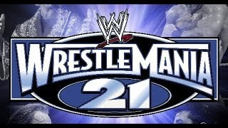 WWE Wrestlemania 21 Highlights
