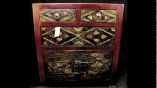 Seyoki Antique Chinese Chest Of Drawers