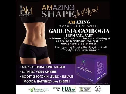 Garcinia Cambogia Slimming Juice Youtube