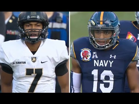 Army vs Navy football full game 2015